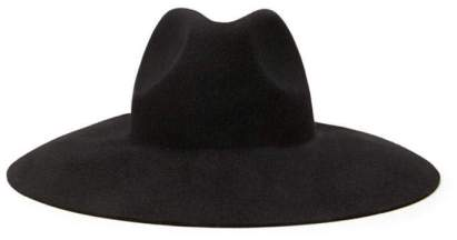 Forever 21 Wide-Brim Wool Fedora • Forever 21 • $16.99