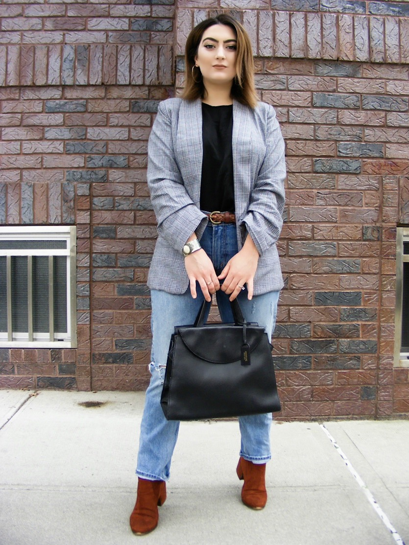 Fall Wardrobe Essentials Blazer 1