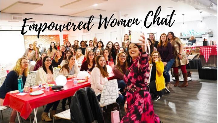 My Empowered Women KeynoteChat