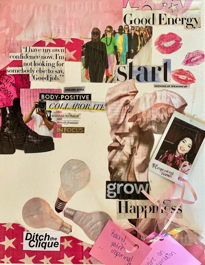 5 Steps to Creating an Inspiration Board